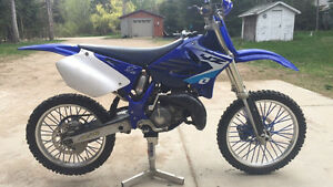WANTED-2002 and up Yamaha YZ 125 or 250-Blown up,Wrecked/Cheap