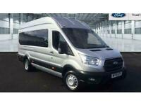 2019 Ford Transit 460 Trend L4 17 Seat Minibus RWD 2.0 EcoBlue 130ps H3 High Roo