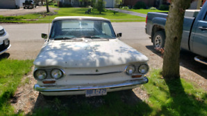64 Chevy corvair