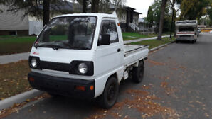 1990 Suzuki Carry 4x4 Diff Lock