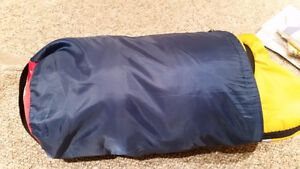 Kid's sleeping bag