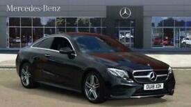 image for 2018 Mercedes-Benz E-CLASS E220d AMG Line Premium Plus 2dr 9G-Tronic Diesel Coup