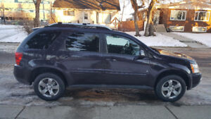 2007 Pontiac Torrent AWD Low K Exc Cond Only $6400 780-919-5566
