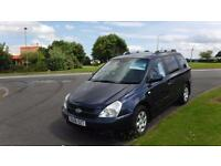 Kia Sedona GS 2006,7 SEAT,2.9Turbo Diesel,Air Con,Privacy,Glass,F.S.H