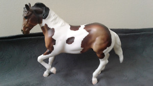 Traditional sized Breyer horse