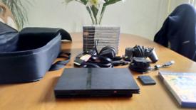 PlayStation 2 Slimline+Games & Accessories