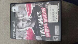 Tony Hawks American wasteland for Playstation 2