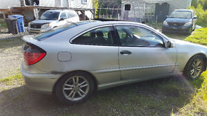2003 Mercedes-Benz C230 kompressor
