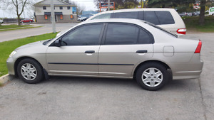 2005 Honda Civic Kitchener / Waterloo Kitchener Area image 3