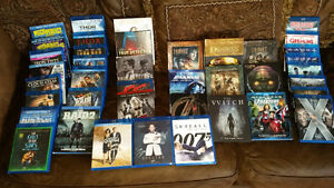40 Item Blu-Ray Collection - MINT - Together/No Splitting Up.
