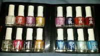 16 bottles nailpolish