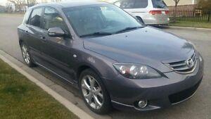 2008 Mazda3 //VERY CLEAN///