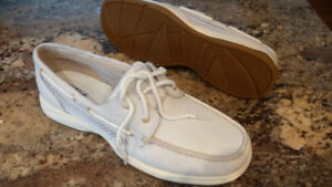 Sperry Top-siders, new in box
