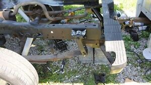 93-04 Ford Ranger Rear Frame Weld On Repair Channels / Rot / Fix