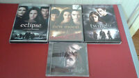 film et cd de music de Twilight