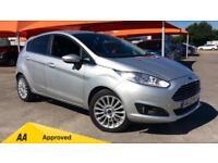 2013 Ford Fiesta 1.0 EcoBoost 125 Titanium 5dr Manual Petrol Hatchback