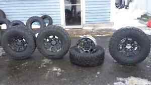 Tires Goodyear Wrangler