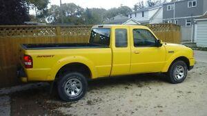 2007 Ford Ranger none Pickup Truck