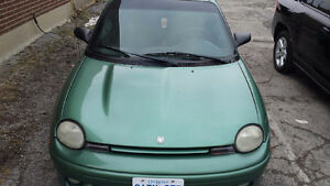 1997 Dodge Neon Coupe (2 door)