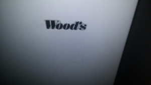 Woods deep freezer