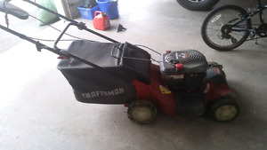 Lawnmower  Craftsman 6.5 Horsepower