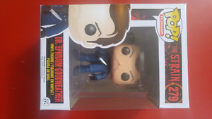 Funko pop The Strain Dr. Ephraim Goodweather