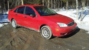 2005 Ford Focus Zx4 Berline