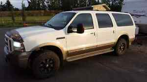 2005 ford excursion 6.0 powerstroke  deleted