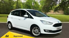 image for Ford C-MAX 1.0 EcoBoost 125 Zetec 5dr with DAB Radio and Blue MPV Petrol Manual