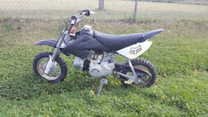 Kid's 4 stroke Honda replica