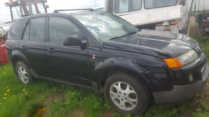 Saturn Vue 4x4 AWD 2003