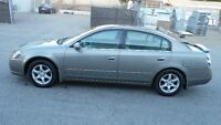 2005 Nissan Altima 2.5 S Extra Mint Condition Like New 148000 kM