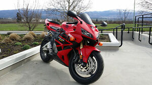 2005 Honda CBR600RR **Must Sell!
