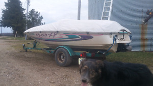 Rush xp boat forsale