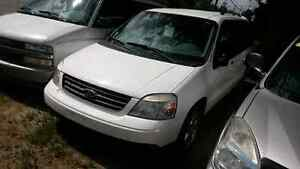04 ford freestar safety + e-test + 3 MONTH * WARRANTY INC