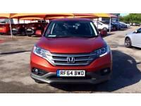 2015 Honda CR-V 2.0 i-VTEC SE 5dr Automatic Petrol MPV