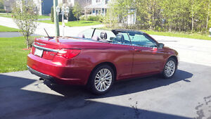 2013 Chrysler 200-Series Decapotable Cabriolet