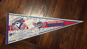 Blue Jays 1992 World Series Champions Pennant