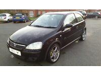 2005 Vauxhall Corsa 1.2 SXI TWINPORT