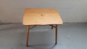 Vintage Childs Table