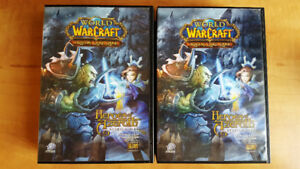 RARE Jeux de carte World of Warcraft TCG
