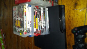 PS3 and 28 games