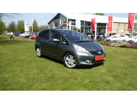 Honda Jazz 1.4i-VTEC 2012MY EX, Polished Metal, 10442 miles,