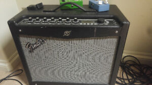 Fender's Mustang III amp with over 90 effects!