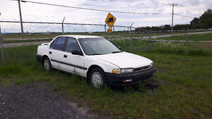 1991 Honda Accord Berline à vendre