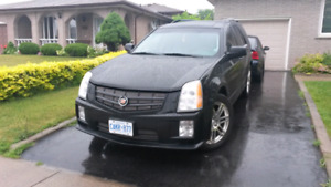 2008 Cadillac Srx4 AWD with 150km