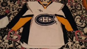"Hockey Jersey""s , Ducks, Sharks, Canadiens,   Brampton Hockey"