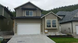New Home in Summerland with Beautiful Finishings