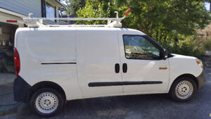 2 2015 promaster city vans and alarm system equipment