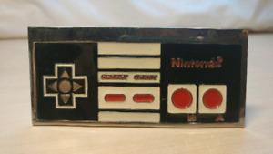 Nintendo manette nes ceinture belt buckle